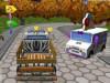 Camion 3d de transport la zoo