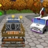 Camion 3d de transport la zoo