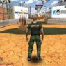 Sarituri cu soldat la antrenament
