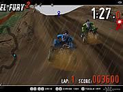 ATV curse moto patru roti
