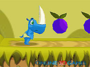 Aventuri rinocerul 3d