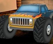 Camioane monstru trasee dificile