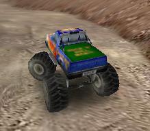 Camioane uriase 3D