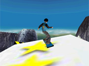 Cascadorii snowboard 3d
