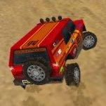 Curse camioane 3D in canion