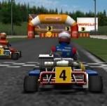 Curse kart drift