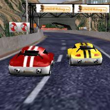 Curse masini 3D pe strada