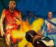 Lupta contra monstrilor zombie 3D