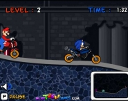 Mario motociclistul
