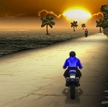 Motociclete curse safari