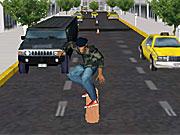 Skateboard pe strada