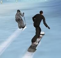 Spioni 3D skateboard
