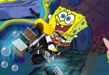 Cursa lui spongebob